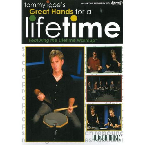 HUDSON MUSIC DVD GREAT HANDS FOR A LIFETIME