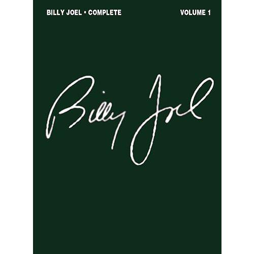 HAL LEONARD BILLY JOEL COMPLETE VOLUME 1 - PVG