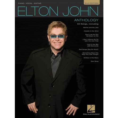 HAL LEONARD ELTON JOHN ANTHOLOGY - PVG