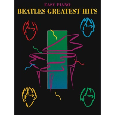 HAL LEONARD BEATLES (THE) - GREATEST HITS - PVG
