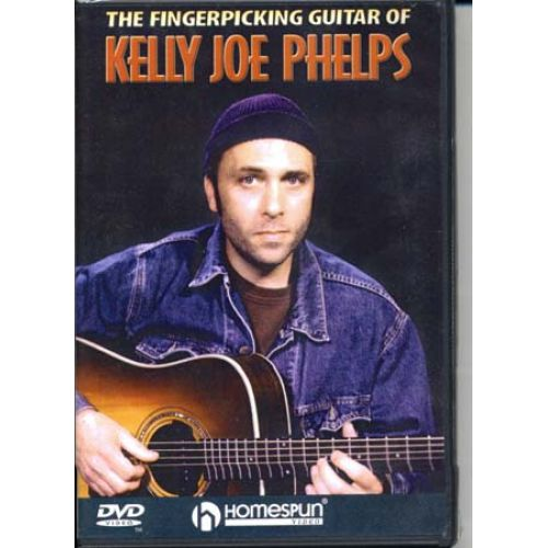 HAL LEONARD KELLY JOE - FINGERPICKING GUITAR