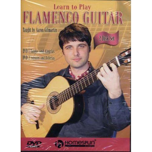 HAL LEONARD GILMARTIN AARON - FLAMENCO GUITAR 2 DVD