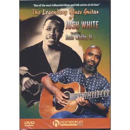HAL LEONARD WHITE JOSH - LEGENDARY BLUES GUITAR
