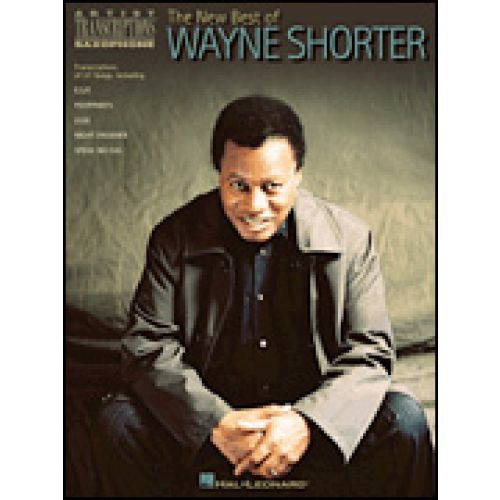 HAL LEONARD SHORTER WAYNE - THE NEW BEST OF WAYNE SHORTER