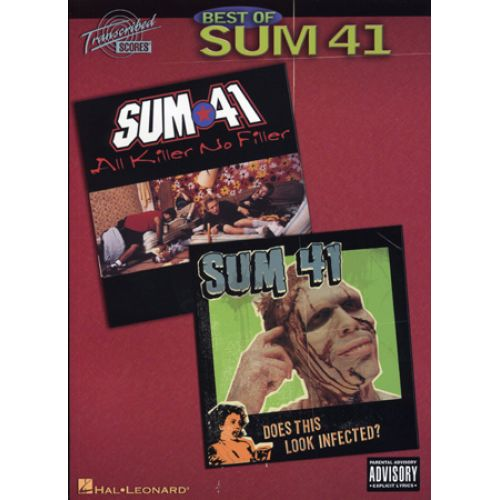 HAL LEONARD SUM 41 - BEST OF - SCORES