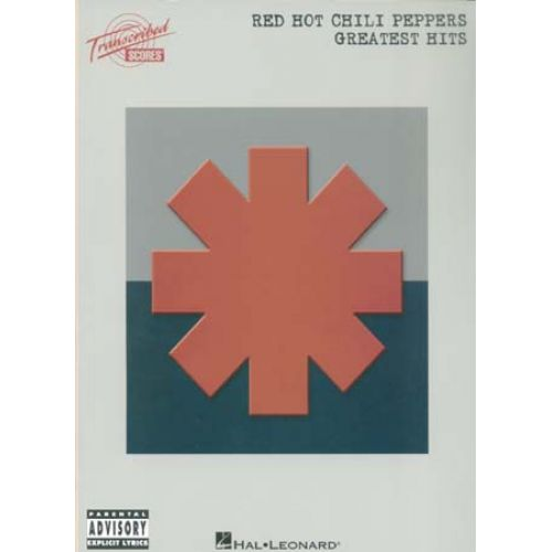 HAL LEONARD RED HOT CHILI PEPPERS - GREATEST HITS - SCORES
