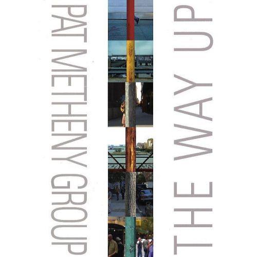 HAL LEONARD METHENY PAT - THE WAY UP - SCORE