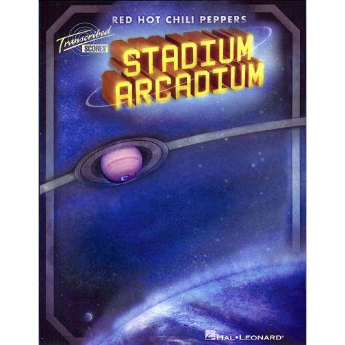 HAL LEONARD RED HOT CHILI PEPPERS - STADIUM ARCADIUM - SCORES