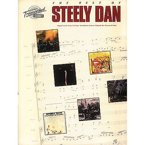 HAL LEONARD THE BEST OF STEELY DAN 2ND EDITION - BAND SCORE