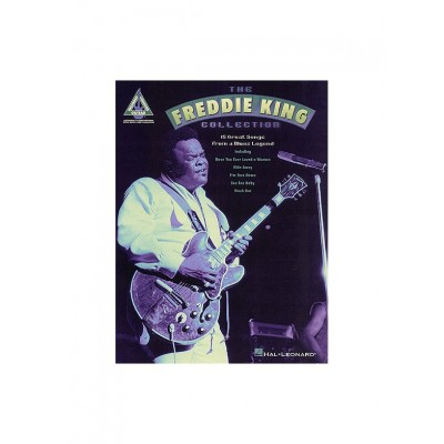 HAL LEONARD KING FREDDIE - COLLECTION - GUITAR TAB