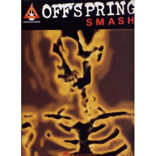 HAL LEONARD OFFSPRING - SMASH - GUITAR TAB