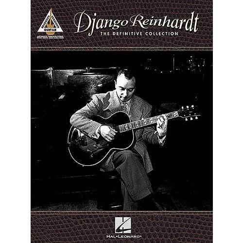 HAL LEONARD REINHARDT D. - DEFINITIVE COLLECTION GUITAR TAB