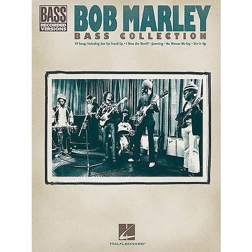 HAL LEONARD BOB MARLEY BASS COLLECTION TAB