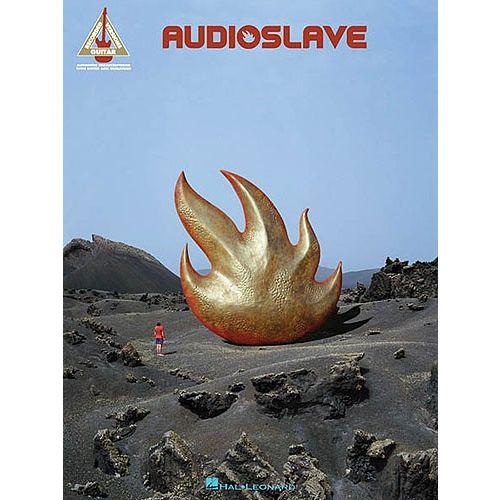 HAL LEONARD STEVE GORENBERG - AUDIOSLAVE - GUITAR TAB