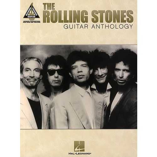 HAL LEONARD ROLLING STONES - GUITAR ANTHOLOGY - GUITAR TAB