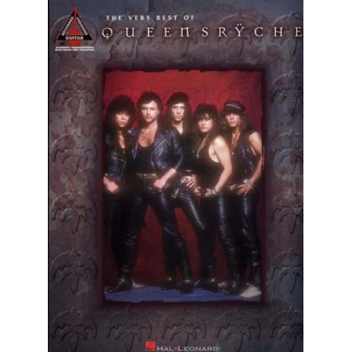 HAL LEONARD QUEENSRYCHE - VERY BEST OF - GUITAR TAB