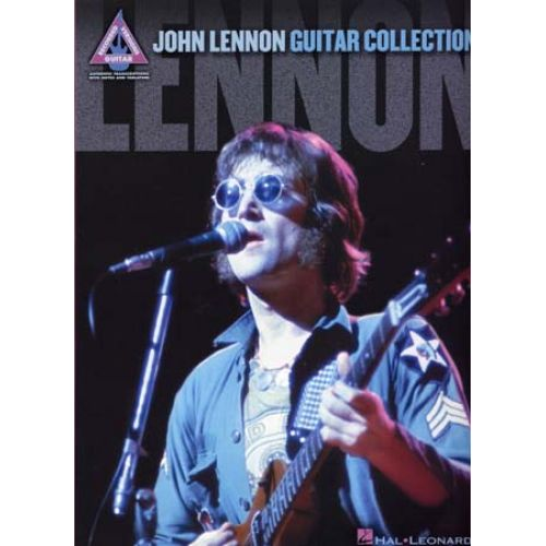 HAL LEONARD LENNON JOHN - GUITAR COLLECTION - GUITAR TAB