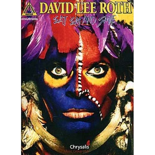 HAL LEONARD DAVID LEE ROTH EAT 'EM AND SMILE - EAT 'EM AND SMILE FOR GUITAR TAB - GUITAR TAB