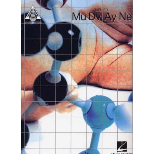 HAL LEONARD MUDVAYNE - L.D. 50 - GUITAR TAB