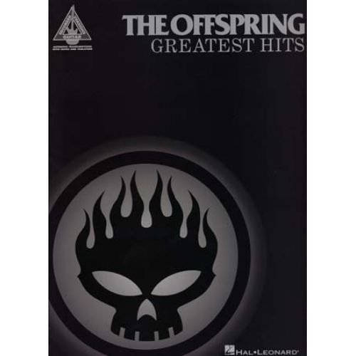HAL LEONARD OFFSPRING - GREATEST HITS - GUITAR TAB