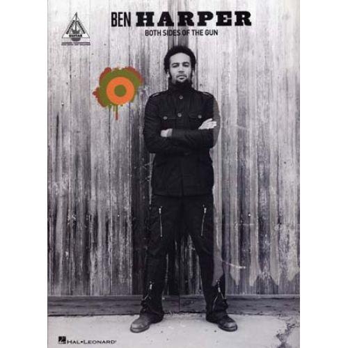 HAL LEONARD HARPER BEN - BOTH SIDES OF THE GUN - GUITAR TAB
