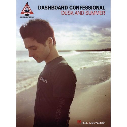 HAL LEONARD DASHBOARD CONFESSIONAL - DUSK AND SUMMER - GUITAR