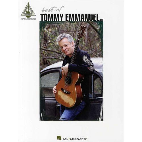 HAL LEONARD EMMANUEL TOMMY - BEST OF - GUITAR TAB