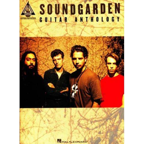 HAL LEONARD SOUNDGARDEN - GUITAR ANTHOLOGY - GUITAR TAB
