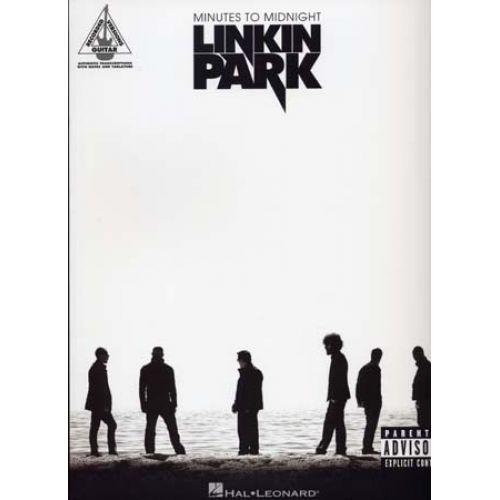 HAL LEONARD LINKIN PARK - MINUTES TO MIDNIGHT - GUITAR TAB