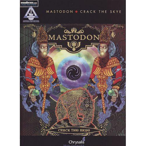 HAL LEONARD MASTODON - CRACK THE SKYE - TAB