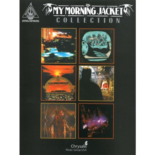 HAL LEONARD MY MORNING JACKET COLLECTION GUITAR RECORDED VERSIONS - GUITAR