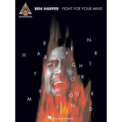 HAL LEONARD HARPER BEN - FIGHT FOR YOUR MIND - GUITAR TAB