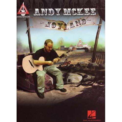 HAL LEONARD MCKEE ANDY - JOYLAND - GUITAR TAB