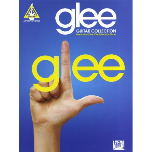 HAL LEONARD GLEE - GUITAR COLLECTION MUSIC FROM THE TELEVISION SHOW - GUITAR TAB