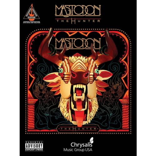 HAL LEONARD MASTODON THE HUNTER GUITAR RECORDED VERSION GRV - GUITAR