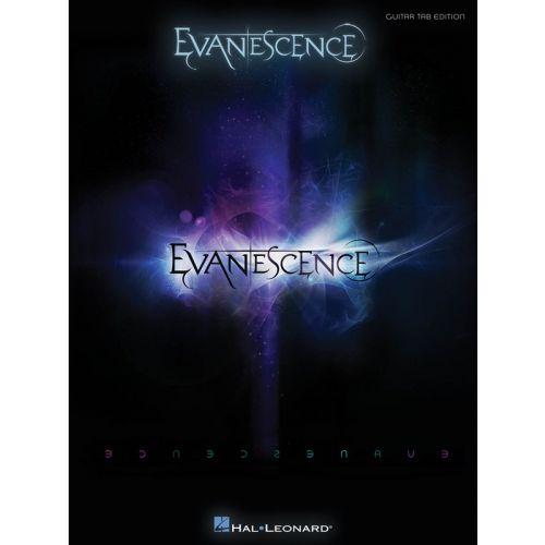 HAL LEONARD EVANESCENCE EVANESCENCE GRV GUITAR RECORDED VERSION - GUITAR TAB
