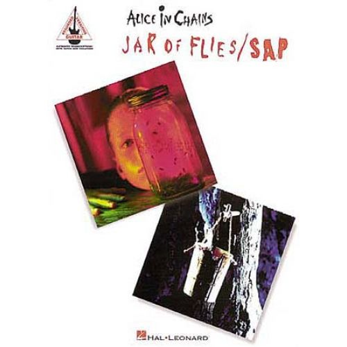 HAL LEONARD ALICE IN CHAINS - JAR OF FLIES - GUITAR TAB