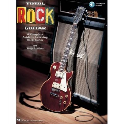 HAL LEONARD TOTAL ROCK + MP3 - GUITAR TAB