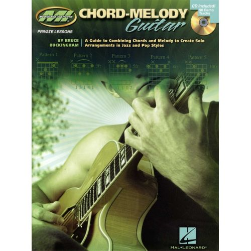 HAL LEONARD BUCKINGHAM BRUCE - CHORD MELODY GUITAR
