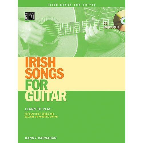HAL LEONARD IRISH SONGS + CD - GUITAR TAB