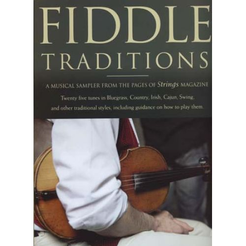 HAL LEONARD FIDDLE TRADITIONS - 25 TUNES