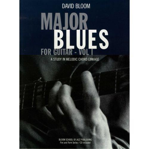 AMSCO MAJOR BLUES FOR GUITAR - PT. 1 - GUITAR