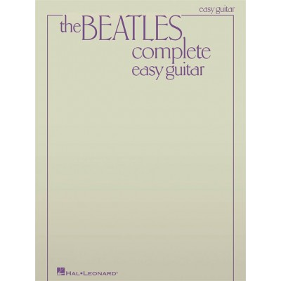 WISE PUBLICATIONS BEATLES COMPLETE EASY GUITAR EDITION