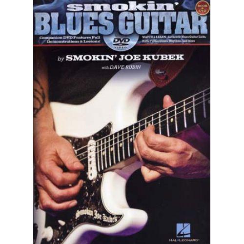 HAL LEONARD RUBIN DAVE - SMOKIN' BLUES GUITAR + DVD