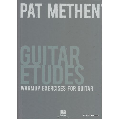 HAL LEONARD METHENY P. - JAZZ ETUDES - GUITAR