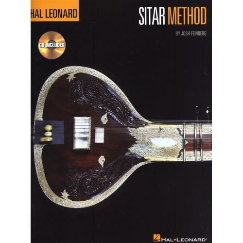 HAL LEONARD HAL LEONARD SITAR METHOD + CD - SITAR
