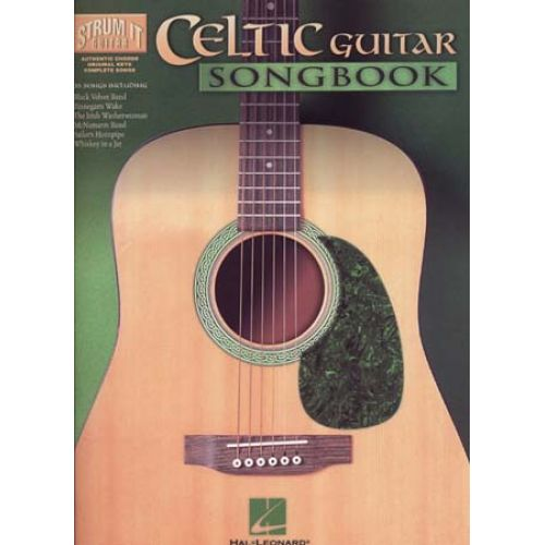 HAL LEONARD CELTIC GUITAR SONGBOOK