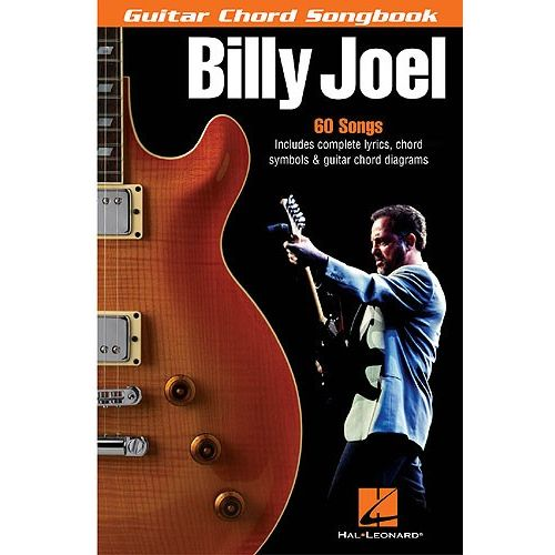 HAL LEONARD BILLY JOEL - GUITAR CHORD SONGBOOK 6 X 9 - GUITAR