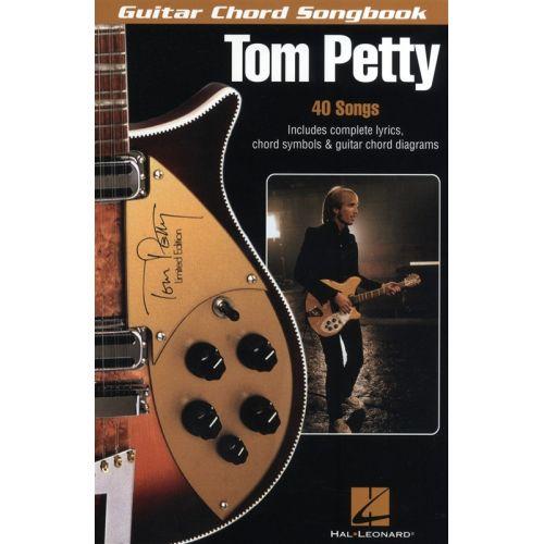 HAL LEONARD TOM PETTY - GUITAR CHORD SONGBOOK- LYRICS AND CHORDS