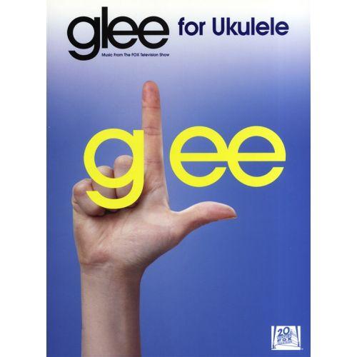 HAL LEONARD GLEE FOR UKULELE - UKULELE